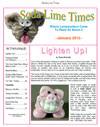 January 2012 Issue of the Soda Lime Times